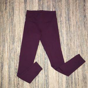 Fabletics Lisette high waist leggings.. Size S.